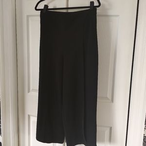 Zara Black Wide Leg